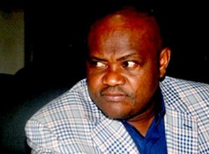 Nyesom Wike, Nigeria's Minister of State for Education