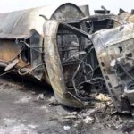 4 Tankers Burnt As Oil Tanker Explodes In Lagos