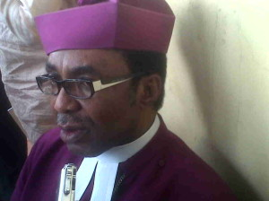 Anglican Bishop of Enugu Dioceses and Chairman Christian Association of Nigeria, CAN, South East Zone, Rt Rev. Dr. Emmanuel Chukwuma