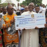 Don't Quit Politics, Bishop Begs Obi After Receiving N100m Cheque