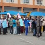 Enugu Electricity Workers Protest Unpaid Entitlements