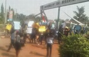 UNN Protests
