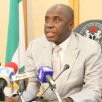 Governor Amaechi Presents N485.5 billion budget For  2014 To House of Assembly