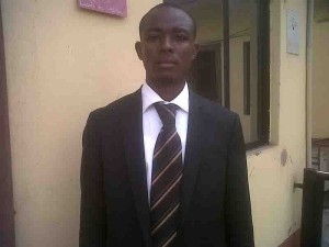 Human Right Lawyer and Activist, Mr Ohemu