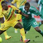Mali Humble Nigeria at CHAN 2014