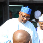 BREAKING News: Embattled PDP Chairman Mu'azu Finally Resigns