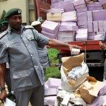 Customs Confiscates N252m Worth Of Smuggled Goods in Southern Nigeria