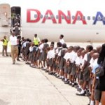 Dana Air Pledges Support For Child Education