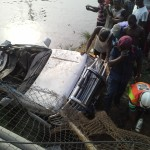 Tragedy: Father, Daughter Die As Their SUV Plunges Into River