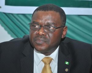 Prof. Onyebuchi Chukwu, Nigeria's minister of Health