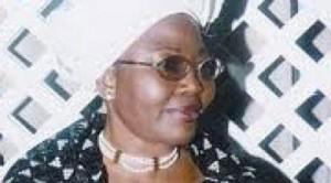Former Deputy Governor of Lagos State, Alhaja Sinatu Ojikutu