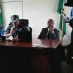 New Rivers Police Commissioner Visits Amaechi, Pledges Professionalism