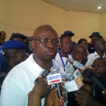 PHOTO NEWS: Fayose Wins PDP  Ekiti Gubernatorial Primary Election (March 22, 2014)