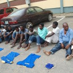 Lagos Police Arrest 13 Cultists