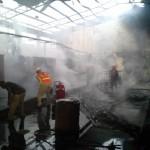 Fire Razes Christ Embassy Church in Lagos