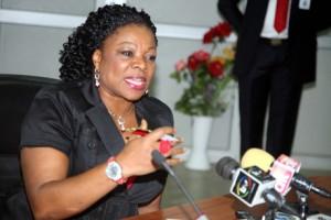 Deputy Director, Public Relations, DSS, Ms Marilyn Ogar