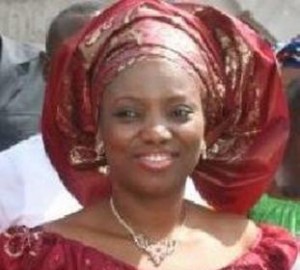 Rivers State First Lady Mrs Mrs Judith Amaechi