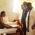 APC Governors Visit Victims Of Nyanya Bomb Blasts, Establish Trust Fund For Victims' Family