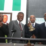 Nigerian Stock Exchange Tndex up 0.35%, as FBN Holdings, Access Bank, Zenith Bank Most Traded
