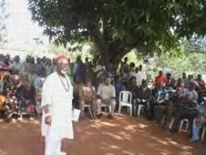 Igwe Professor Las Ekwueme,