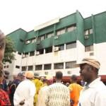 Fire Guts PDP National Secretariat in Abuja