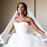 Tiwa Savage And Tunji  Wed In Dubai