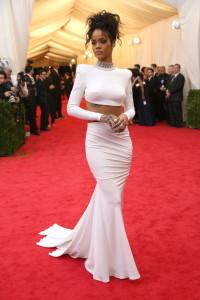 Rihanna in Stella McCartney.