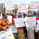 Women Group Demands Release Of Abducted School Girls