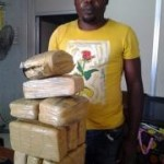 Trader Caught Smuggling Cannabis To China