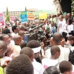 Chibok Girls: Nigerian Women Threaten To Protest Half-Naked
