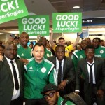 Nigerian Musicians Express Support to Super Eagles with a Dedicated Song