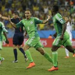 Odemwengie Scores As Super Eagles End Bosnia's Hopes
