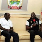 Fayemi, Fayose Meet, Promise to Work Together