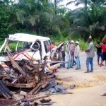 Early Disaster, As Six Killed and Several Injured in Accident on Lagos – Ogun Border