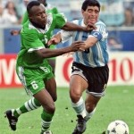Maradona Writes Super Eagles off, Insists Argentina Are Not at Their Best Either