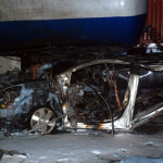 Four Killed as Car Laden With Bomb Explodes in Lagos