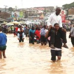 Heavy Downpour Submerges Ibadan As 10 Feared Dead