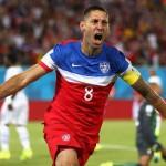 USA Hurt Ghana, As Clint Dempsey Scores Quickest Goal In Brazil so Far
