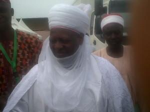 Emir of Shonga, Dr Haliru Ndanusa Yaya (OON)