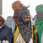 "Sanusi Relocates To Palace, ""Apologises"" To Jonathan"
