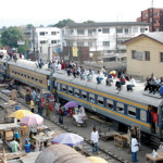 3 killed, Many Injured as Train Crushes Commercial Bus in Lagos