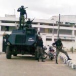 Chaos In Edo State House of Assembly, As PDP Members Suspend Speaker, Six Others