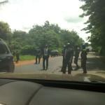 Amaechi, Kwakwaso, Oshiomhole Stopped From Entering Ado Ekiti For Fayemi Grand Rally