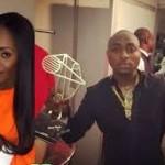 Davido, Tiwa Savage Win Big At 2014 MTV Africa Music Awards