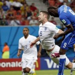Mario Balotelli sinks England To 2-1 Defeat