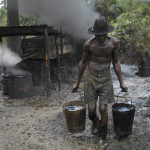 Naval Operatives Uncover Oil ThievesHideout in Delta, Nab 16