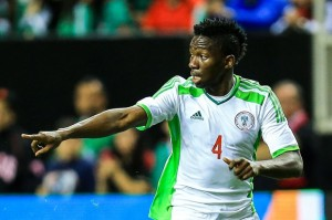 Soccer: Friendly-Mexico vs Nigeria