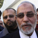 Egypt Muslim Brotherhood Leader, Badie, 36 other Members Convicted and Sentenced For Life