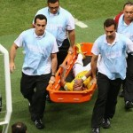Neymar Out of The World Cup for Brazil