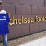 Didier Drogba Back At Chelsea